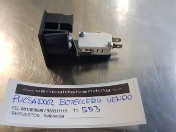 PULSADOR BOTELLERO VENDO - 1