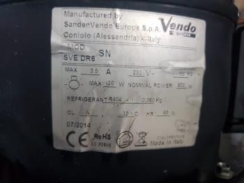 GRUPO DE FRIÓ PARA VENDO G-DRINK SPENGLER - 4