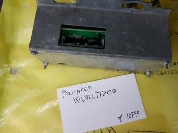PANTALLA WURLITZER - 1