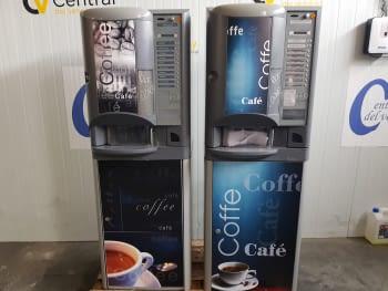 MAQUINA VENDING DE CAFE EN GRANO NECTA BRIO 250 - 3
