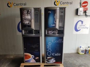MAQUINA VENDING DE CAFE EN GRANO NECTA BRIO 250 - 5