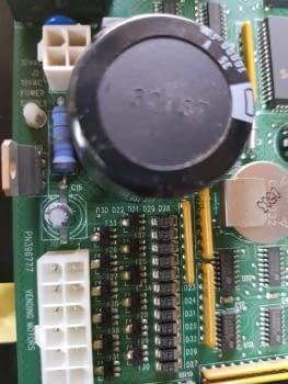 PLACA CPU SIRVE PARA VARIOS MODELOS MAQUINAS VENDO - 1