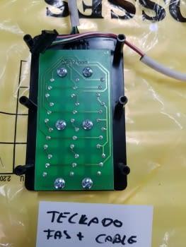 TECLADO MAS CABLE FAS - 1