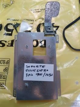 SOPORTE MONEDERO FAS 900/1050