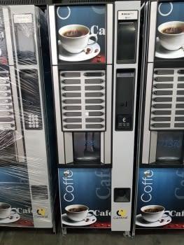 CAFETERA ESPRESSO NECTA KIKKO RY - RESTAURADA Y VINILADA