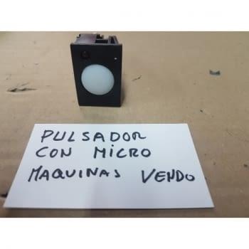 PULSADOR CON MICRO PARA MAQUINAS VENDING