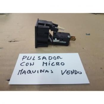 PULSADOR CON MICRO PARA MAQUINAS VENDING - 1