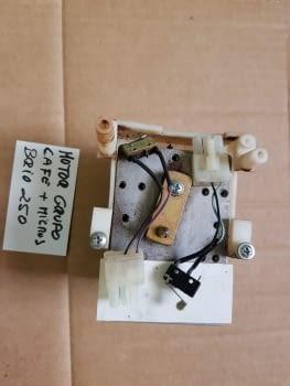 MOTOR GRUPO CAFE MAS MICROS BRIO 250