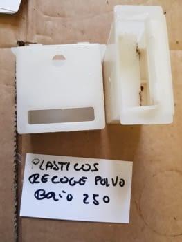 PLÁSTICO RECOGE POLVO NECTA BRIO 250