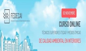 PRIMERA EDICIÓN ON LINE DEL CURSO DE TMCAI/TSCAI ACREDITADO POR FEDECAI