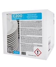 ABRILLANTADOR ECODISBOX C200