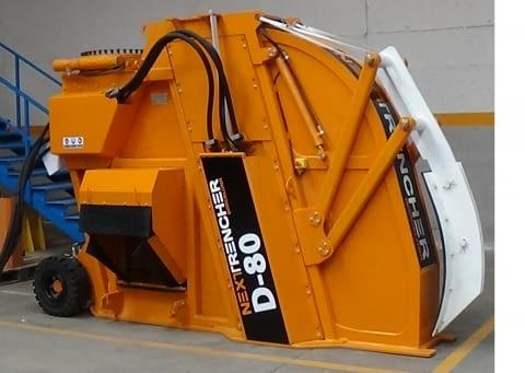 Disco Zanjador - 4