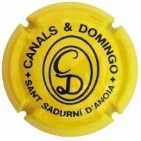 CANALS & DOMINGO V. 6125 X. 12976 MAGNUM