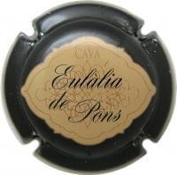 EULALIA DE PONS V. 1795 X. 01507