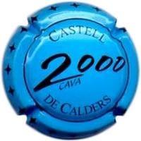 CASTELL DE CALDERS V. 13747 X. 41519