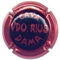 DAMA DEL VIUDO RIUS V. 6893 X. 24195