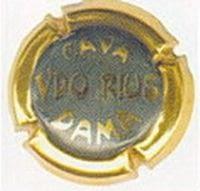DAMA DEL VIUDO RIUS V. 1597 X. 06741