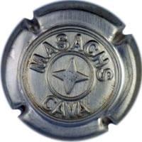 MASACHS V. 13567 X. 21125 MAGNUM PLATA MATE