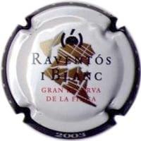 RAVENTOS I BLANC V. 12378 X. 16157 (LLETRES DIFERENTS)