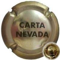 FREIXENET V. 0463 X. 06867 CARTA NEVADA DORADA REVERSO