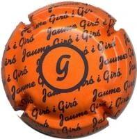 JAUME GIRO I GIRO V. 15143 X. 50154 (TARONJA FLORESCENT)