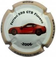 CASTELL DE CALDERS V. 13735 X. 58809 (FERRARI 599 GTB)