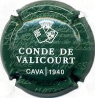 CONDE DE VALICOURT V. 19054 X. 65279