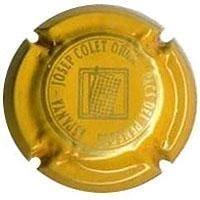 JOSEP COLET ORGA V. 14594 X. 58212 (IMP. DAURADA)