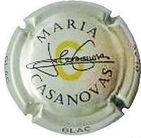 """MARIA CASANOVAS V. 17374 X. 57640 (GLAÇ """"G"""")"""
