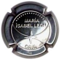 MARIA ISABEL LEON V. ESPECIAL X. 24255 PLATA