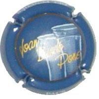 JOAN BUNDO PONS V. 3348 X. 11474 (BLAU CLAR)