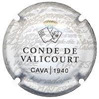 CONDE DE VALICOURT V. 27473 X. 99663