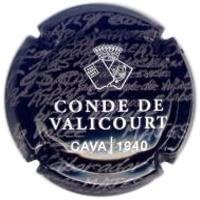 CONDE DE VALICOURT V. 13774 X. 42860