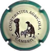 COOP. AGRICOLA CAMBRILS V. 6182 X. 13668