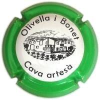 OLIVELLA I BONET V. 10529 X. 33072 (B MAJUSCULA)