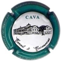 CANALS & CASANOVAS V. 11682 X. 35748 (VERD FOSC)