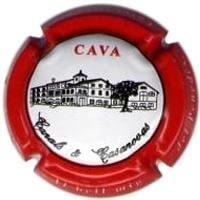 CANALS & CASANOVAS V. 11684 X. 35749 (VERMELL FOSC)