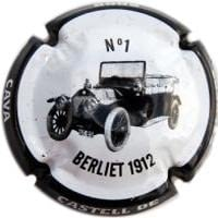 CASTELL DE CALDERS V. 11243 X. 40739 (BERLIET 1912)
