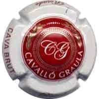 CAVALLO GRAULA V. 12630 X. 41309 (BRUT ROSADO)