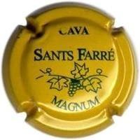 SANTS FARRE V. 14861 X. 43950 MAGNUM (FORA DE CATALEG)