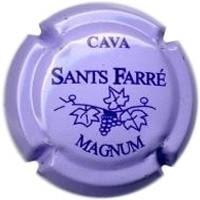 SANTS FARRE V. 14862 X. 43949 MAGNUM (FORA DE CATALEG)