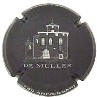 DE MULLER V. 19074 X. 71190 (GRIS FOSC)