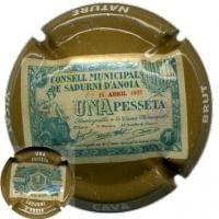VICAT V. 19210 X. 68654 (1 PESSETA SANT SADURNI D'ANOIA)