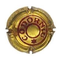 CODORNIU V. 0395A X. 21129 QUART LETRA ROJA