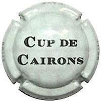 CUP DE CAIRONS V. 22726 X. 84727