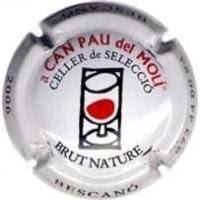 A CAN PAU DEL MOLI  V. 6853 X. 22436 (BRUT NATURE)