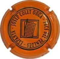 JOSEP COLET ORGA V. 31260 X. 103780