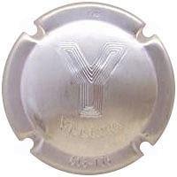 GRUPO YLLERA V. A732 X. 96127 PLATA NUMERADA