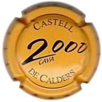CASTELL DE CALDERS V. 21181 X. 75579