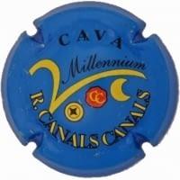 CANALS CANALS V. 1249 X. 03092 MILLENIUM LETRAS AMARILLAS